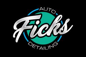 Ficks Auto Detailing logo
